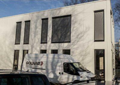 Gollnast Sonnenschutz Firmengebäude