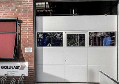 Gollnast Garagentor Firmengebäude