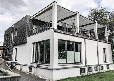 Terrassendächer und Beschattungen